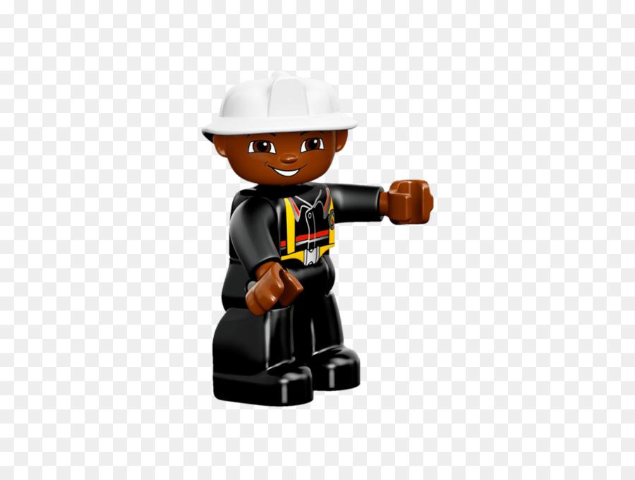 Juguete de Lego Duplo de Bomberos Bombero - bombero png dibujo ...
