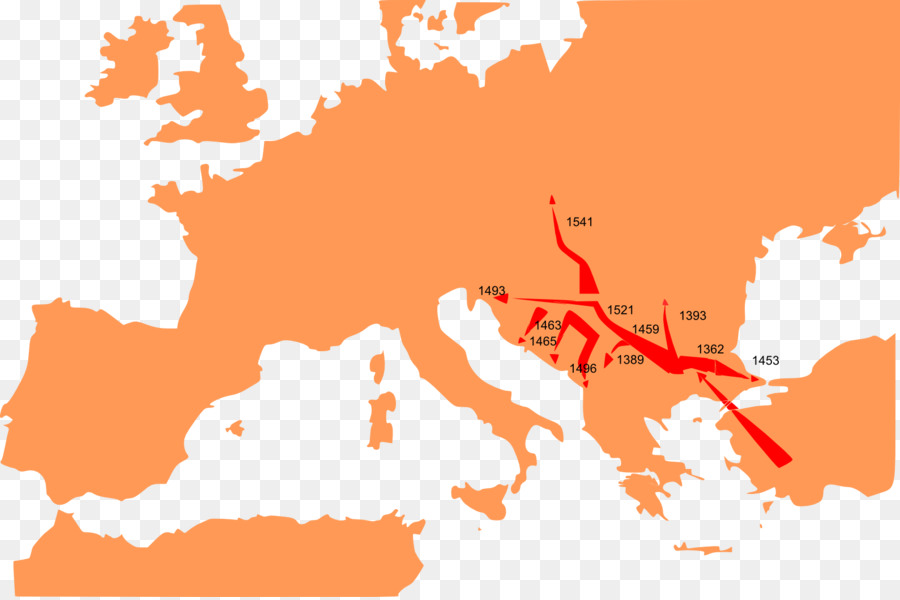 Eastern Europe Religion Map World Protestantism - ottoman png ...