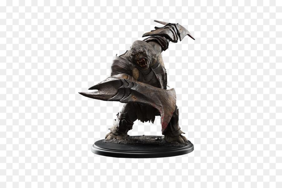 Gollum Troll de El Hobbit Weta Workshop El Señor de los Anillos - el ...