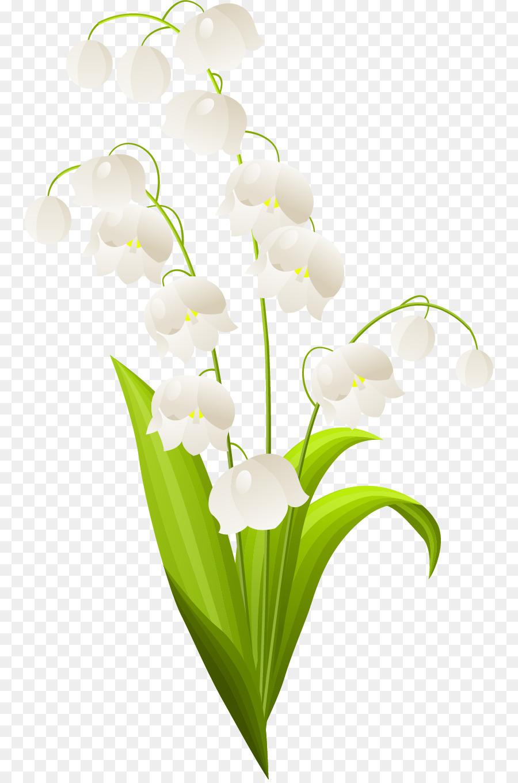 Lily of the valley flower clip art flower spring png download lily of the valley flower clip art flower spring mightylinksfo