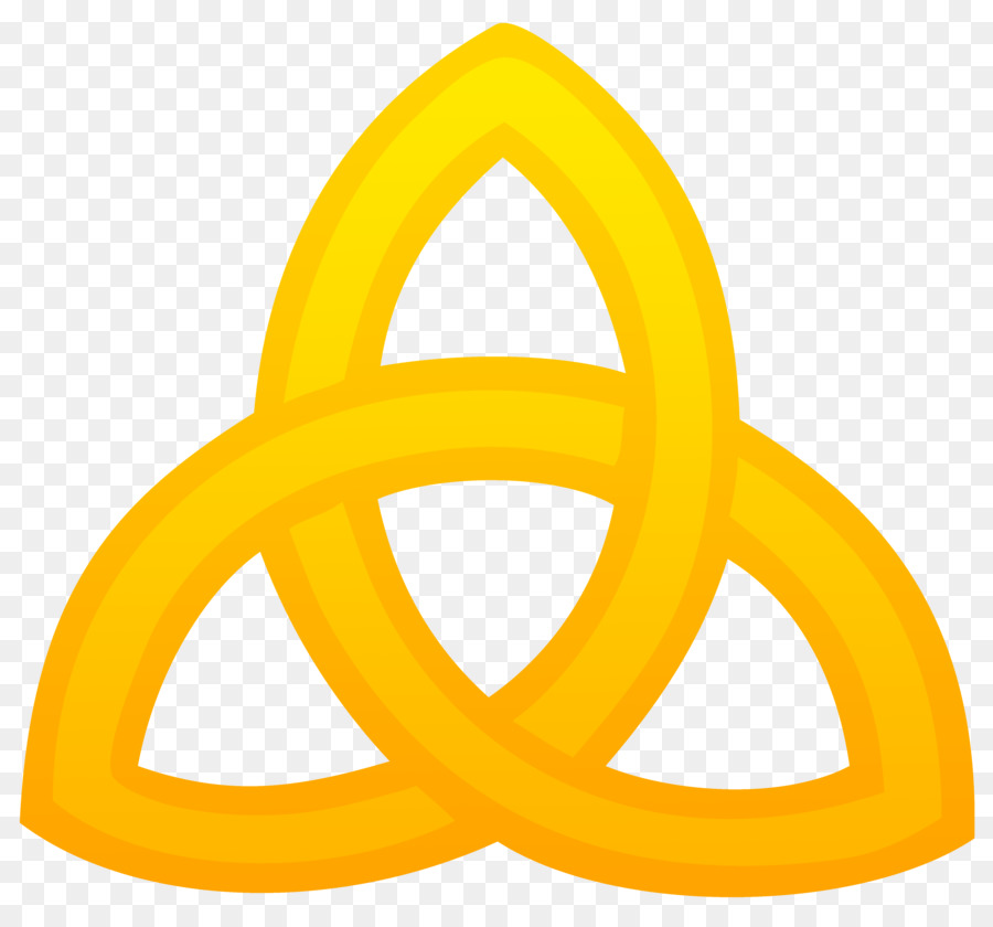 Triquetra Symbol Celtic Knot Trinity Clip Art Celtic Png Download