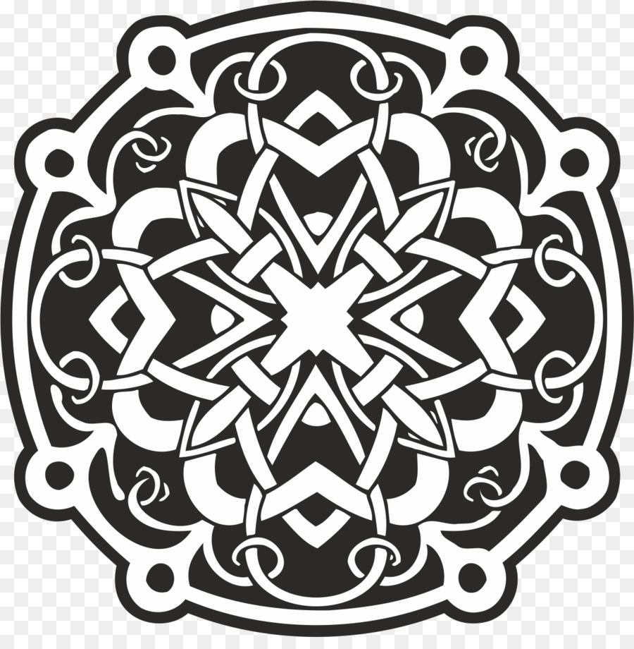 Acero lengua tambor de nudo Celta Tatuaje - celta Formatos De ...