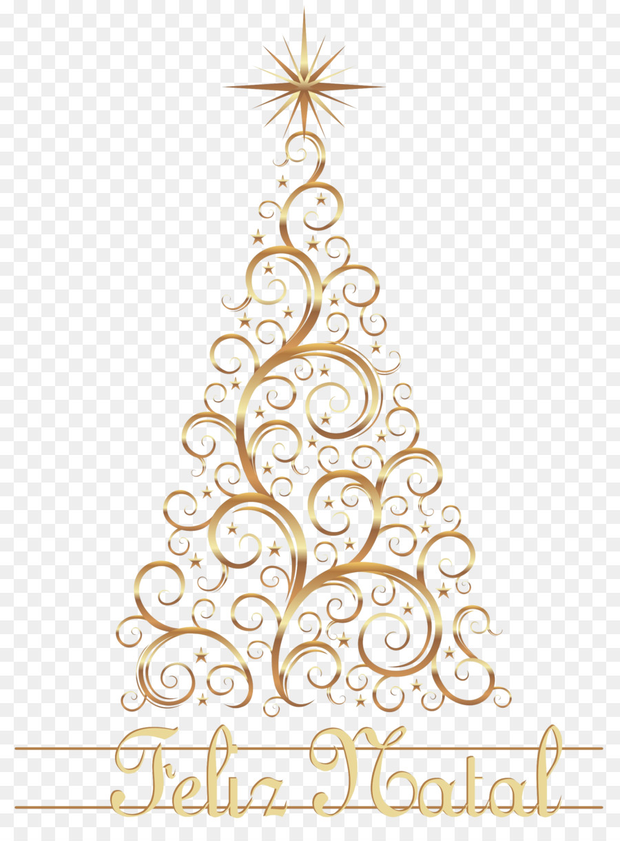 christmas tree christmas ornament christmas lights clip art gold lace