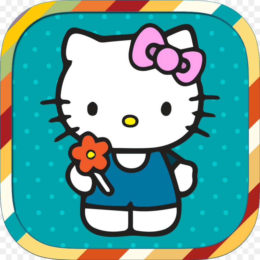 Hello Kitty Birthday Cake Greeting Note Cards Happy To You