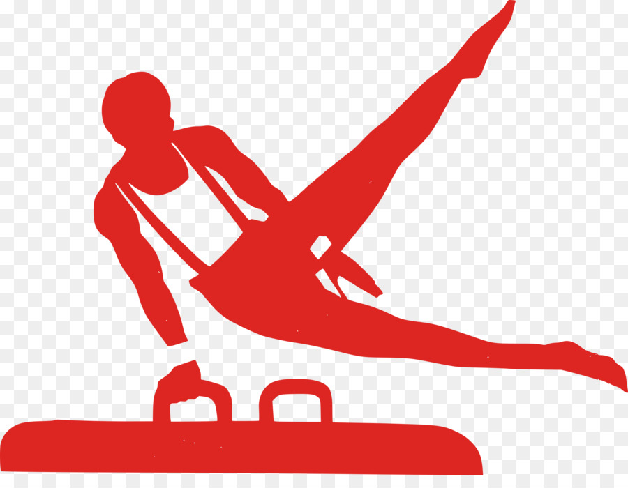 Gymnastics Computer Icons Symbol Clip Art Gymnastics Png Download