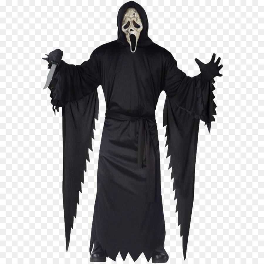 Ghostface Michael Myers Costume Scream Mask - V&ire & Ghostface Michael Myers Costume Scream Mask - Vampire png download ...