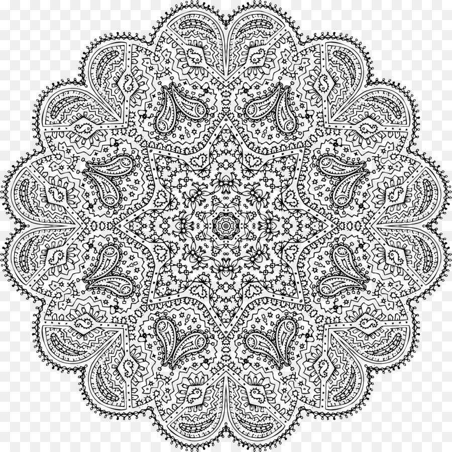 Mandala Coloring book Meditation Child - Mandalas png download ...
