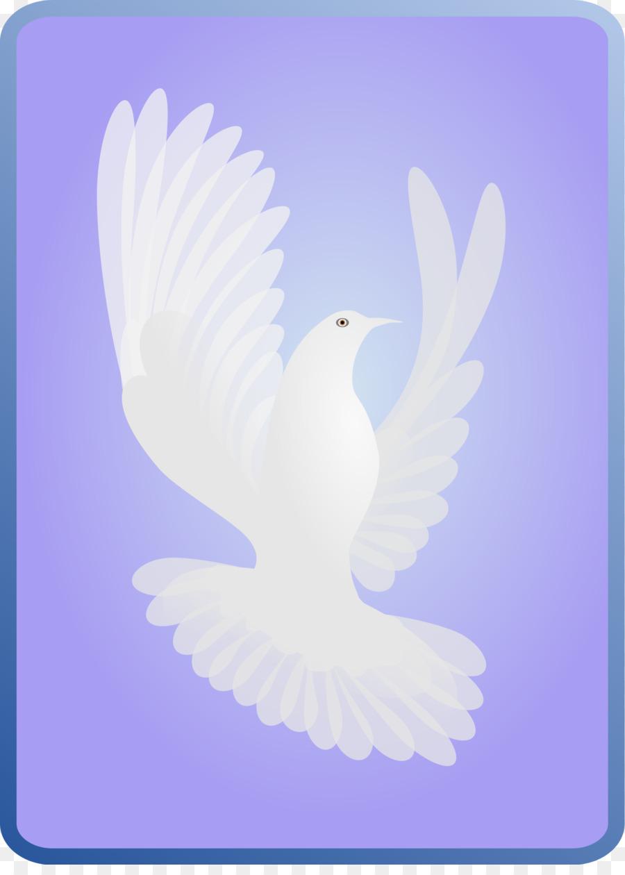 Doves As Symbols Holy Spirit In Christianity God Love Doves Png
