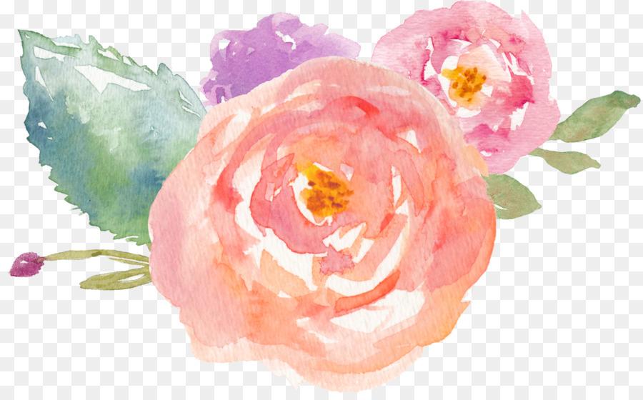 logo watercolor painting clip art watercolor roses png download