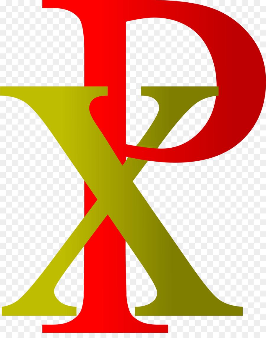 Chi Rho Symbol Clip Art Christian Cross Png Download 19252400