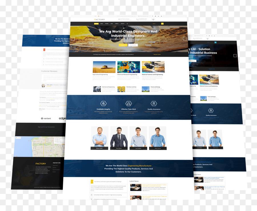 Responsive web design template joomla industry templates png responsive web design template joomla industry templates maxwellsz