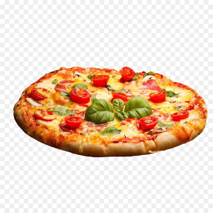 Pizza Margherita Fast Food Garlic Bread