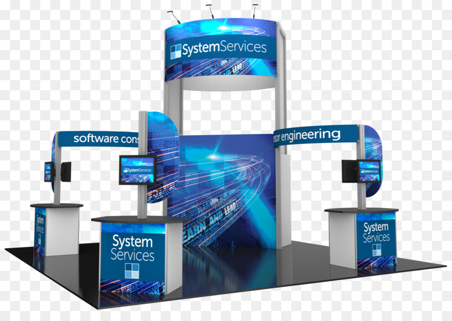 Exhibition Stand Design Free Software : Trade show display exhibition modular design exhibtion stand png