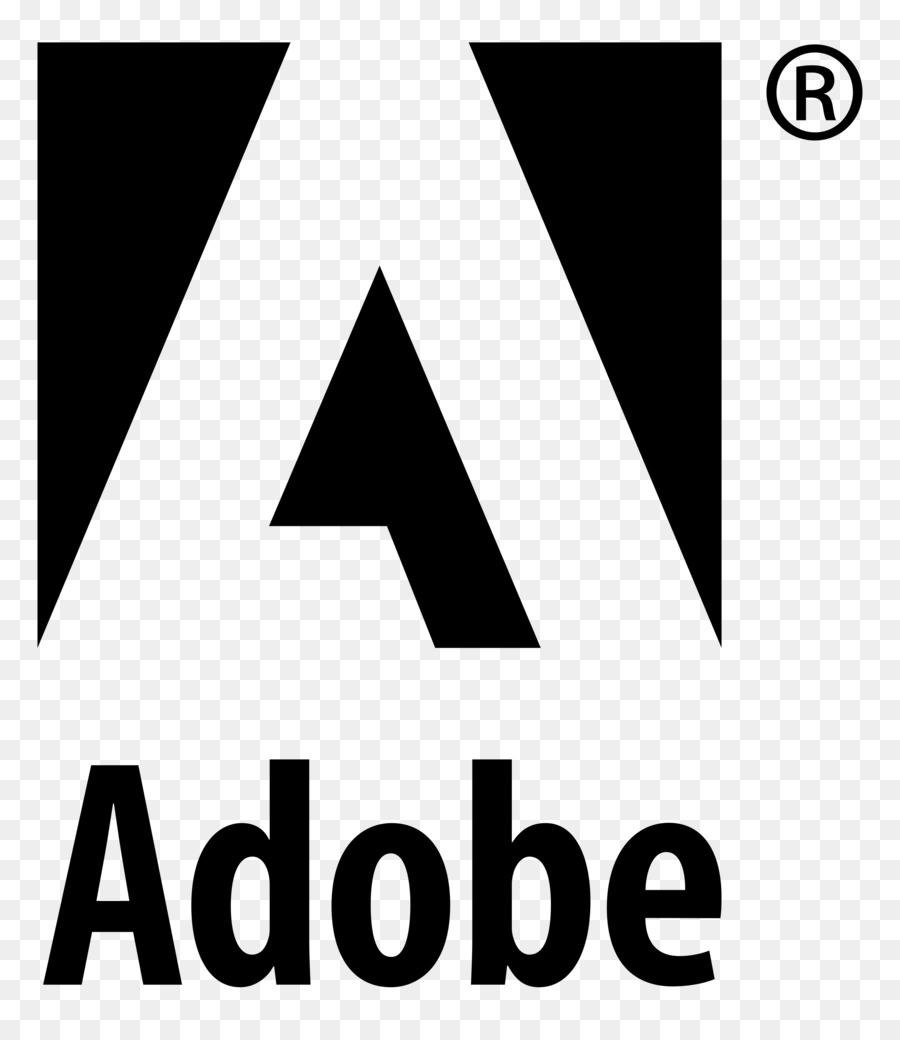 adobe systems adobe acrobat logo adobe png download 2400 2746