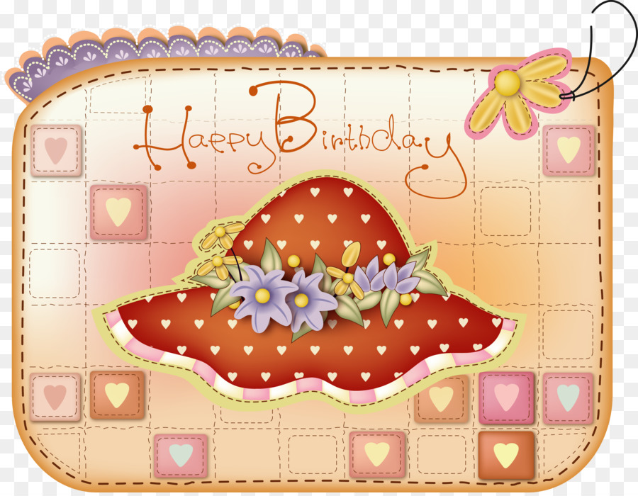 Birthday Cake Greeting Note Cards Name Day Clip Art Birthday