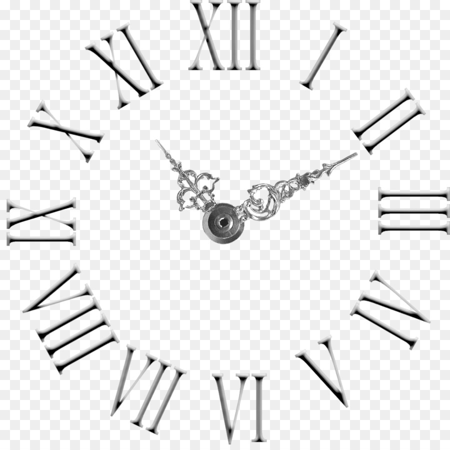 clock face roman numerals numeral system wall decal hourglass png