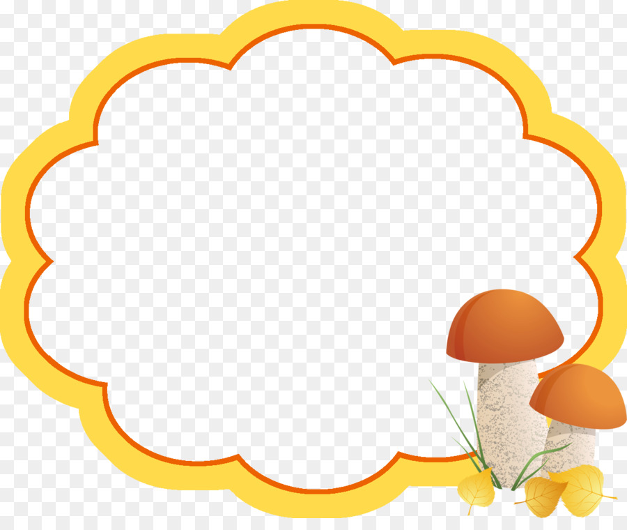 Picture Frames Text Fungus - cartoon frames png download - 1281*1058 ...
