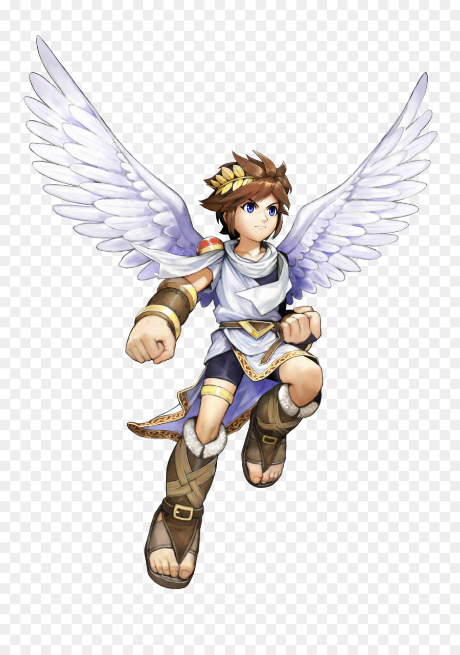 Kid Icarus Uprising Of Myths And Monsters Pit Palutena