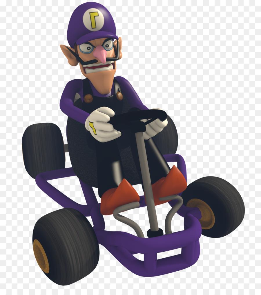 Mario Kart 7 Toy png download - 1611*1792 - Free Transparent