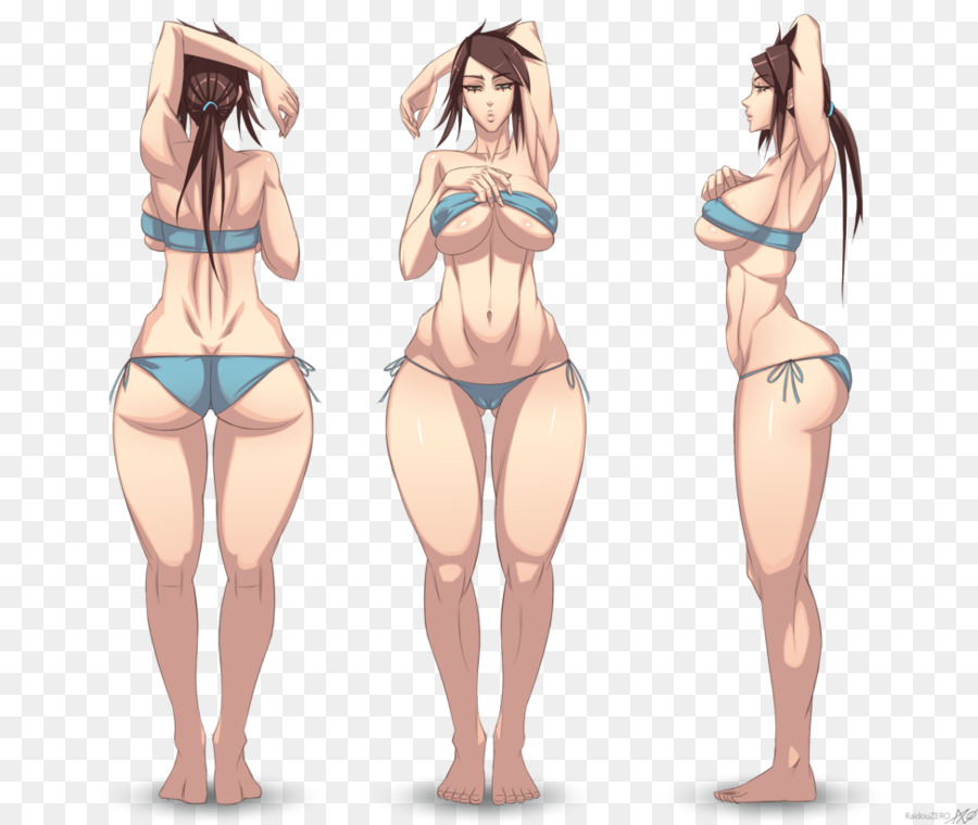 Female Body Shape Drawing Human Woman