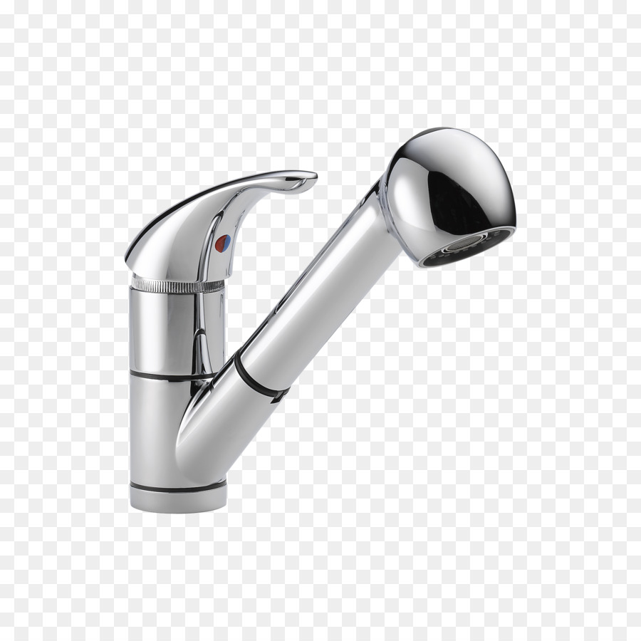 Tap Moen Stainless Steel Sink Brushed Metal   Faucet