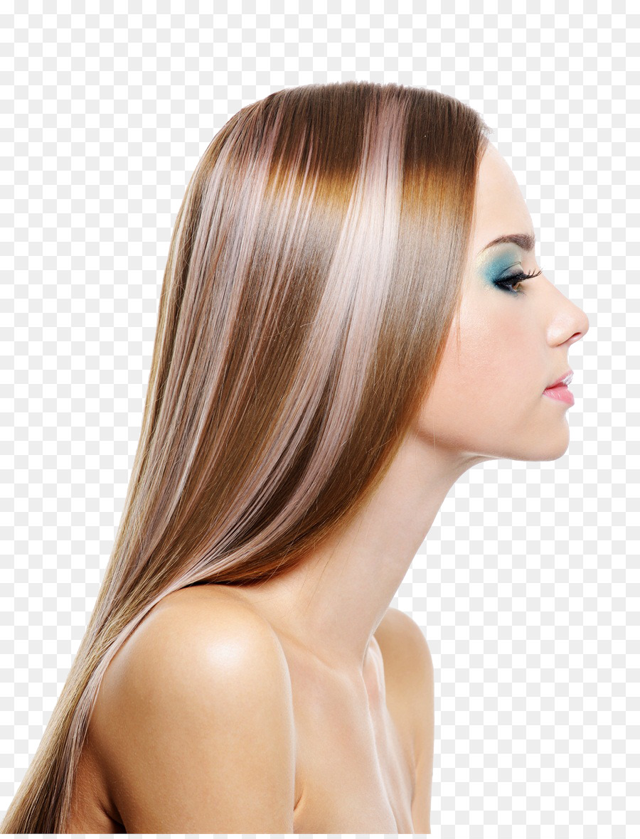 Hairstyle Hair Highlighting Hair Coloring Beauty Parlour Hair Png