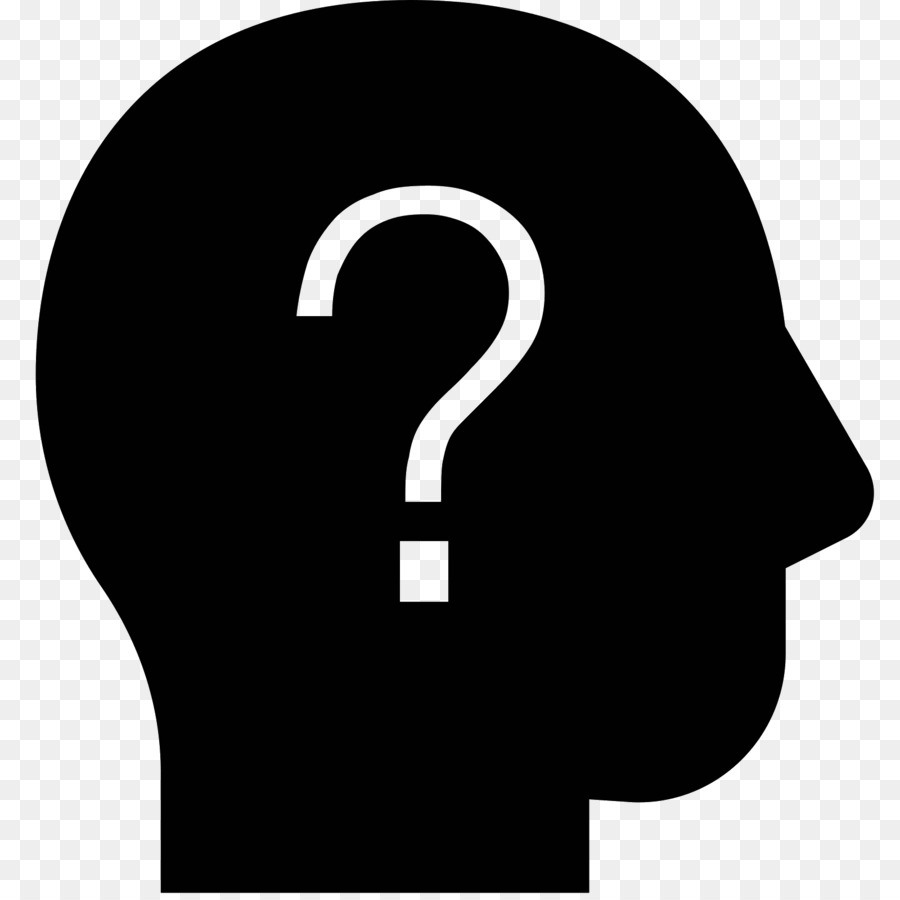 Computer Icons Psychology Logo Question Mark Png Download 1600