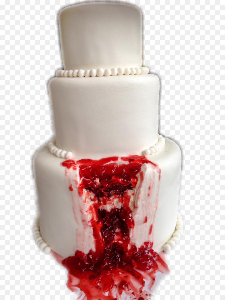Wedding cake Torte Red velvet cake Halloween cake - wedding cake png ...