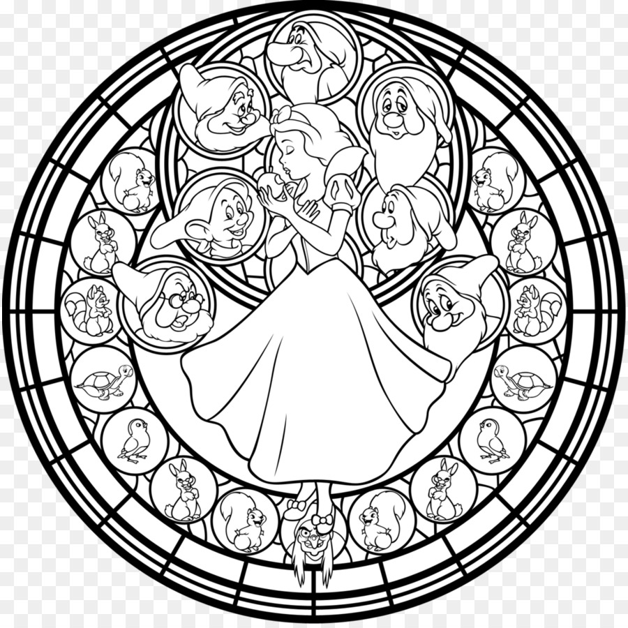 My Little Pony Equestria Girls Ausmalbilder Sunset Shimmer : Sunset Shimmer Window Design For Stained Glass Coloring Book Snow