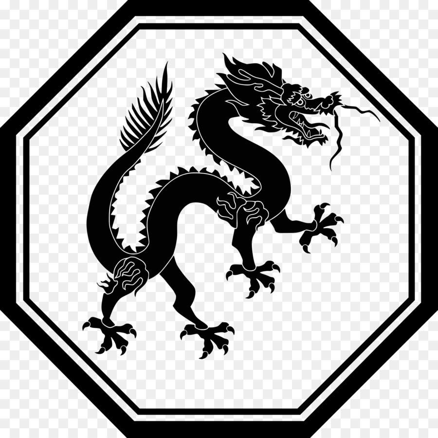 Dragon Chinese Zodiac Tiger Rabbit Dragon Zodiac Png Download