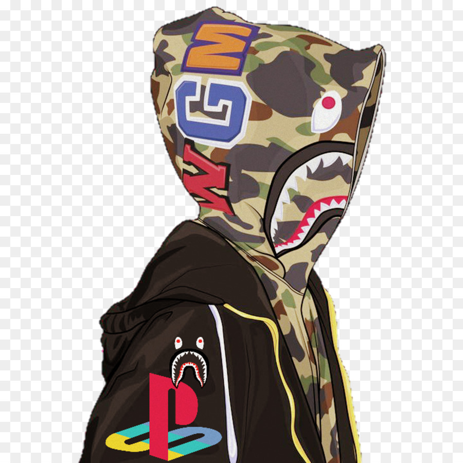 A bathing ape fashion supreme hypebeast sticker supreme png download 10031003 free transparent bathing ape png download