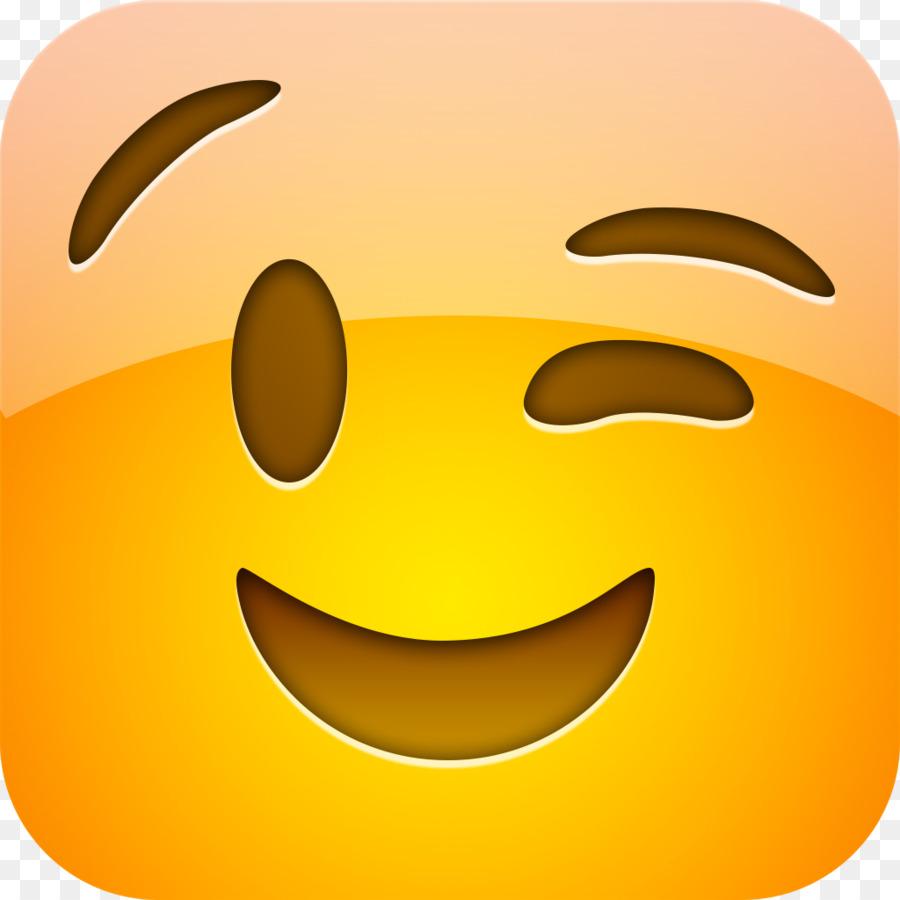 Orange Emoji png download - 1024*1024 - Free Transparent