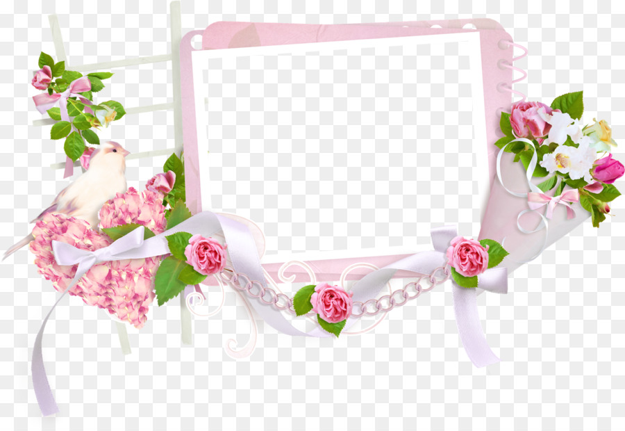Picture Frames Garden Roses Photoscape Clip Art Wedding