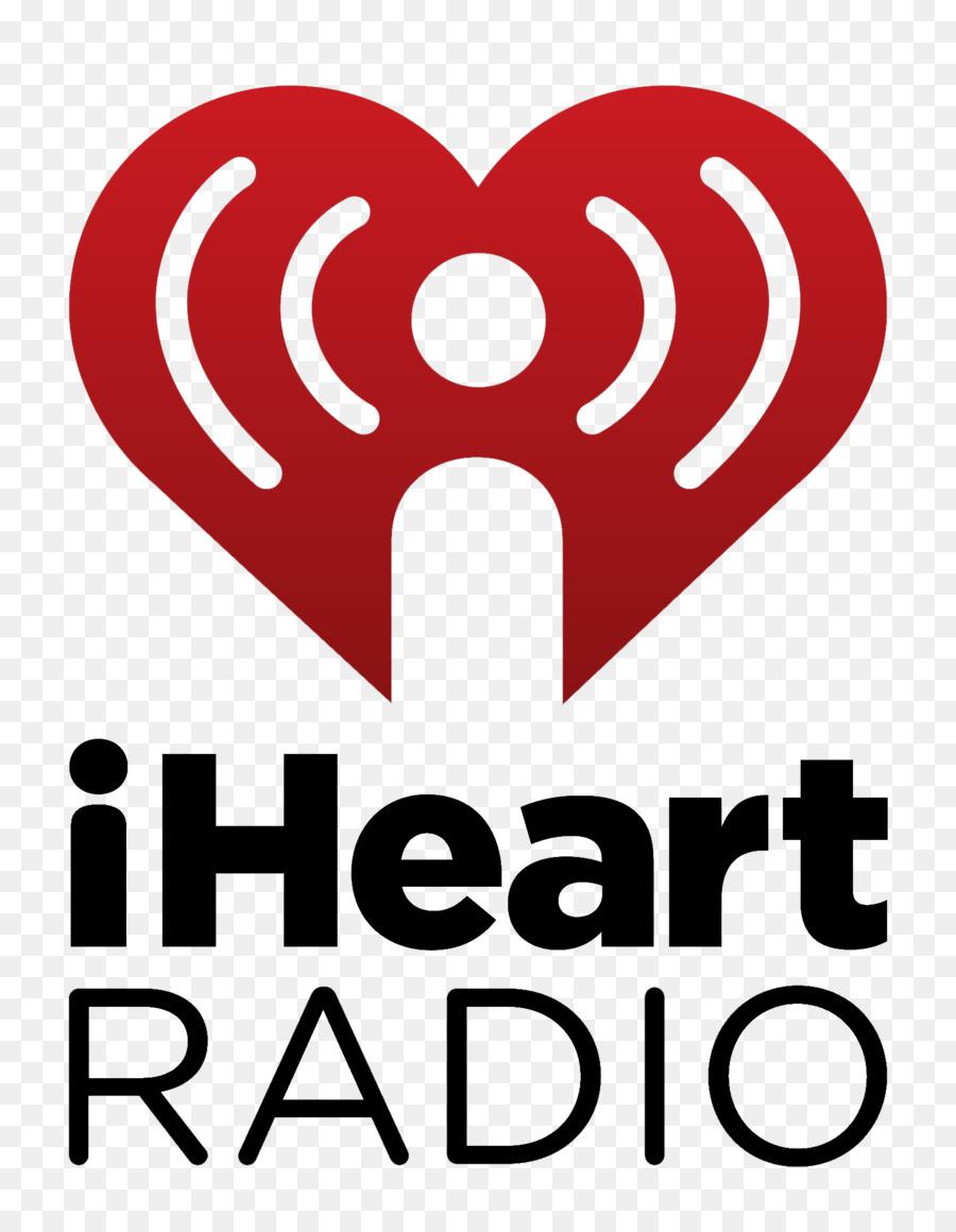 iHeartRADIO Logo Internet radio Pandora Advertising - radio png ...