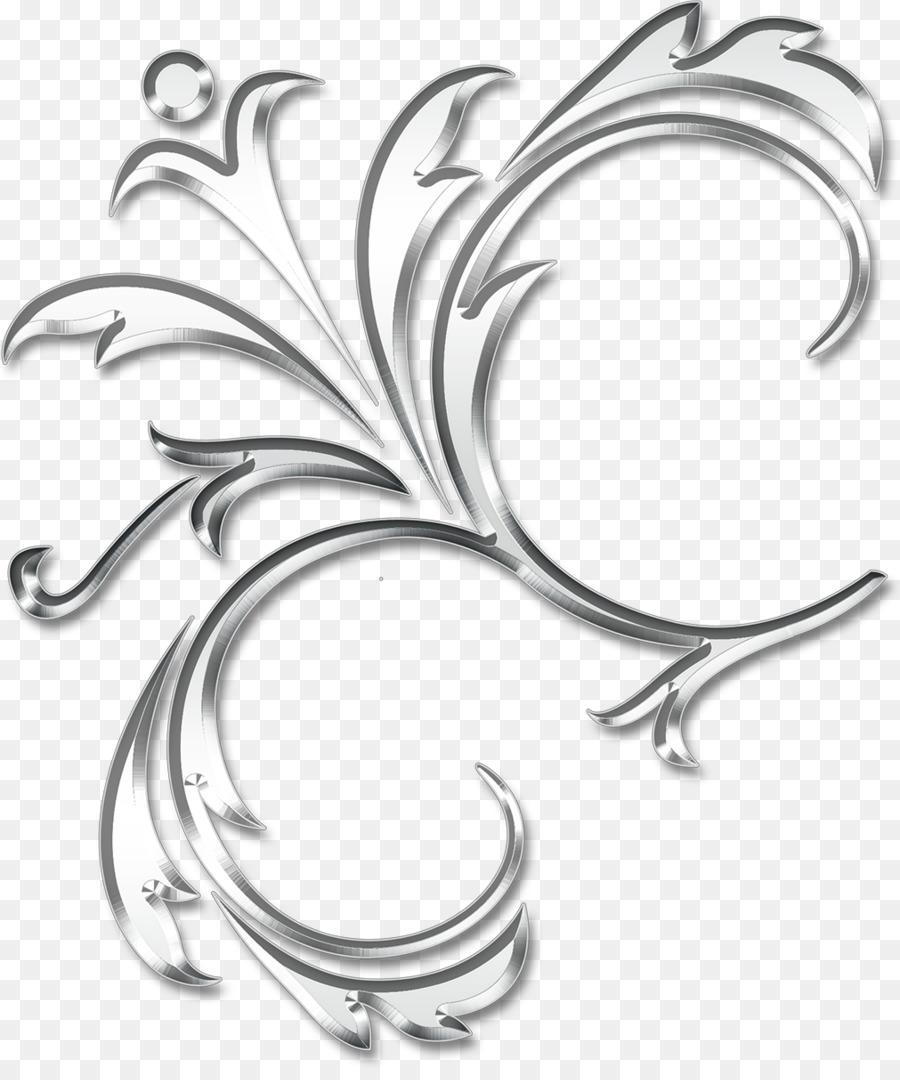 Ornamento De Marcos De Cuadros Gris - ronda de oro png dibujo ...