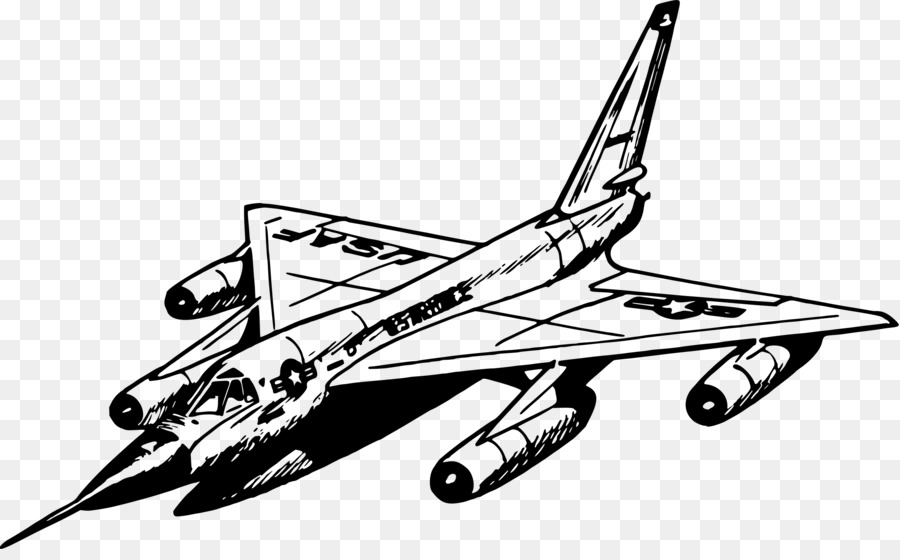 Airplane Fighter aircraft Yakovlev Yak-3 Coloring book - jet png ...