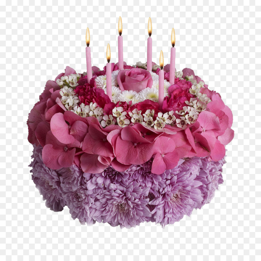 Floristry Birthday Flower Delivery Teleflora Cake Png Download