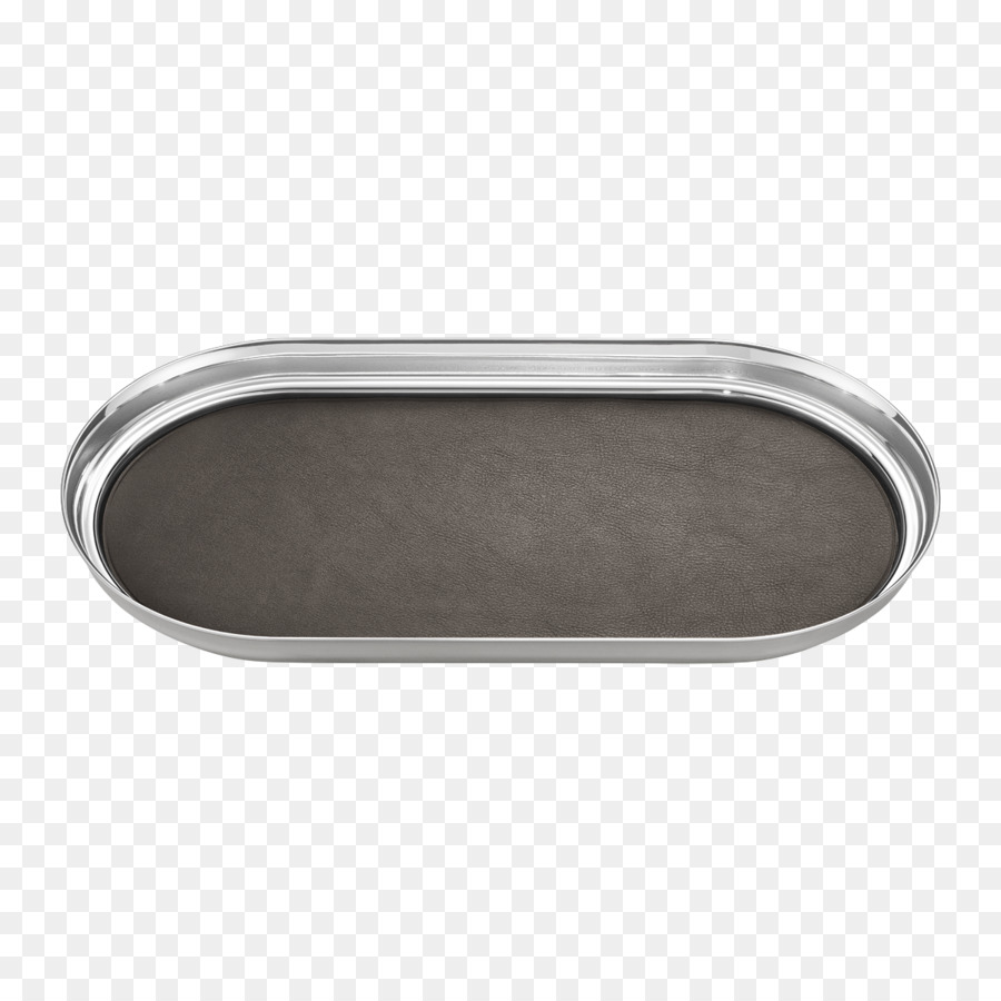 Manhattan Tray Stainless steel Leather - tray png download - 1200 ...