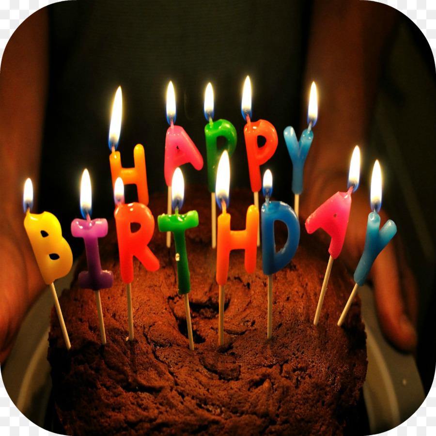 Birthday Greeting Note Cards Wish Cake Dessert PNG
