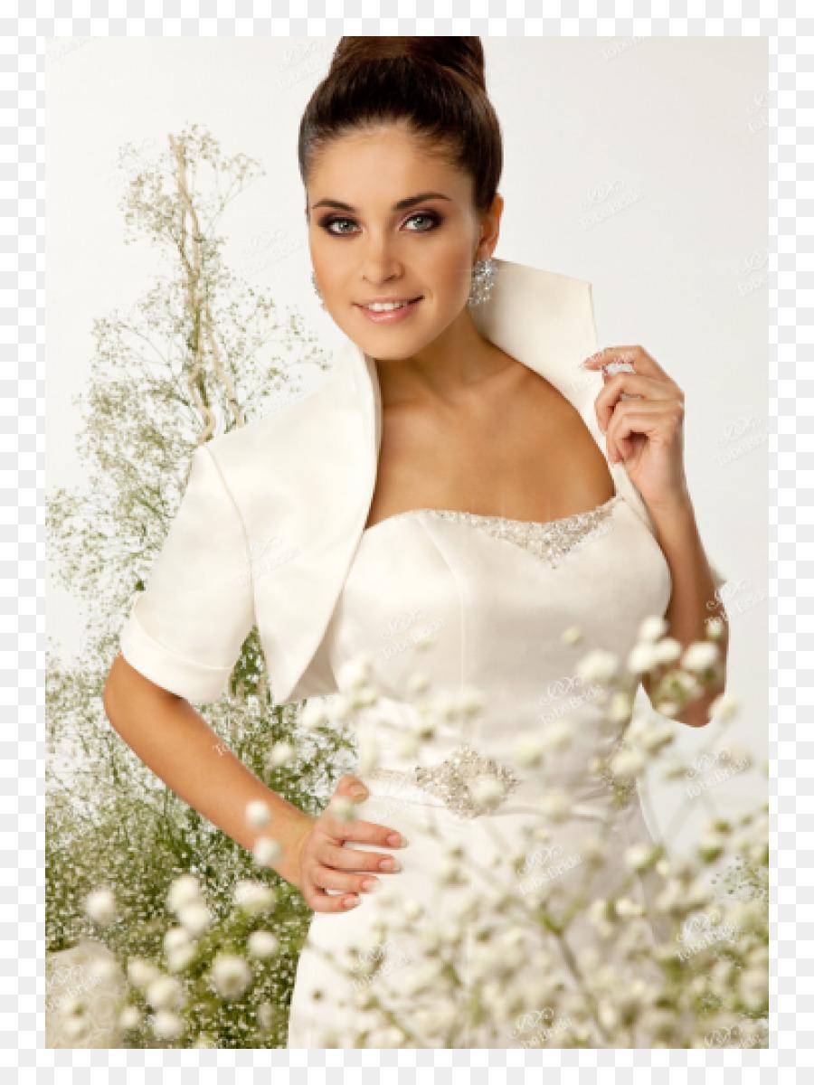Wedding dress Shrug Bride - bride to be png download - 800*1200 ...