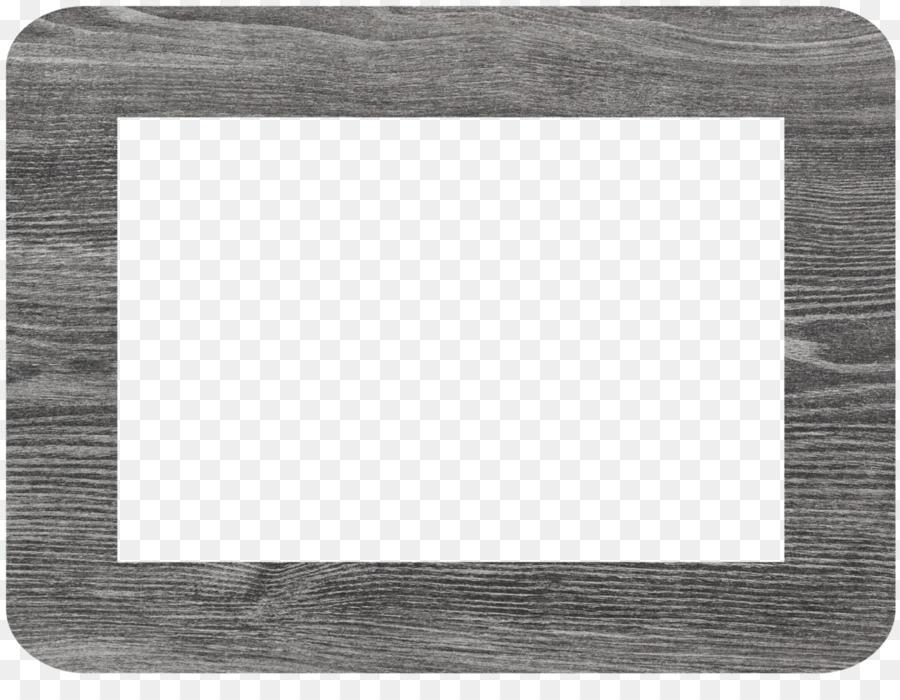 Picture Frames Solid wood Framing Plank - title frame png download ...