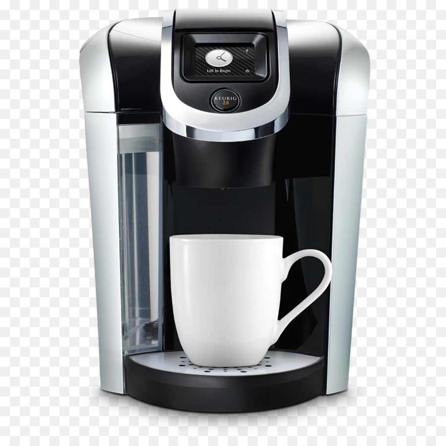Single Serve Coffee Container Keurig Brewed Coffeemaker