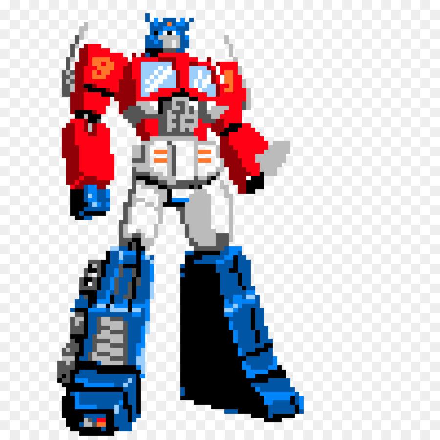 optimus prime bumblebee transformers autobots pixel art clip art rh kisspng com transformer clip art free transformer une image en clipart