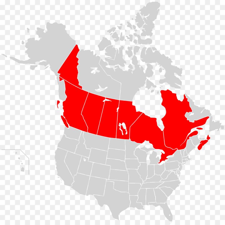 Canada Map Northeastern United States Chronic wasting disease ...