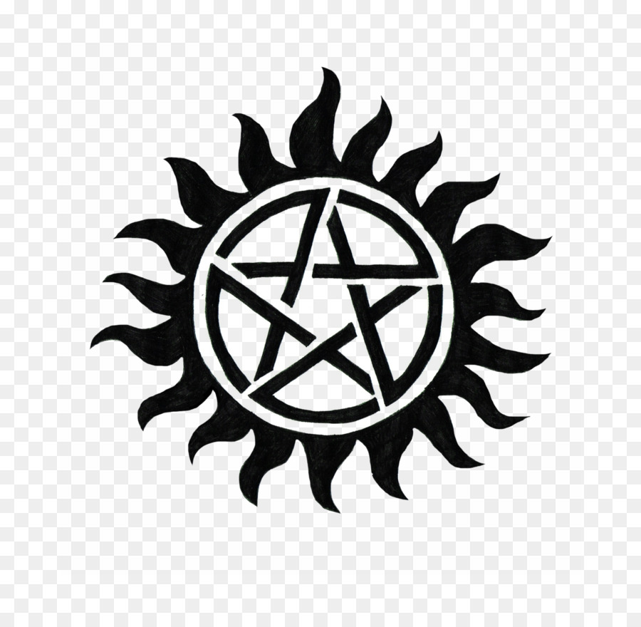 supernatural logo tattoos - 900×880