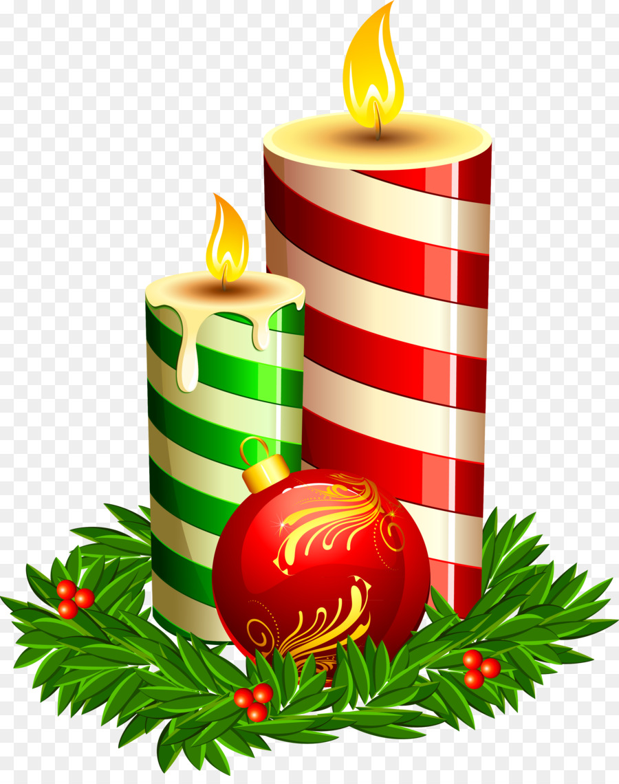 christmas countdown desktop wallpaper candle vector candles