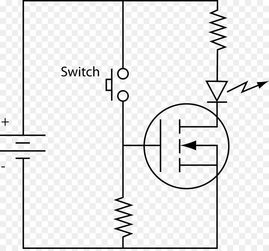 Mosfet Field Effect Transistor Circuit Diagram Electronic Circuit