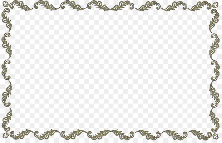 Picture Frames Information Clip art - modern frame png download ...