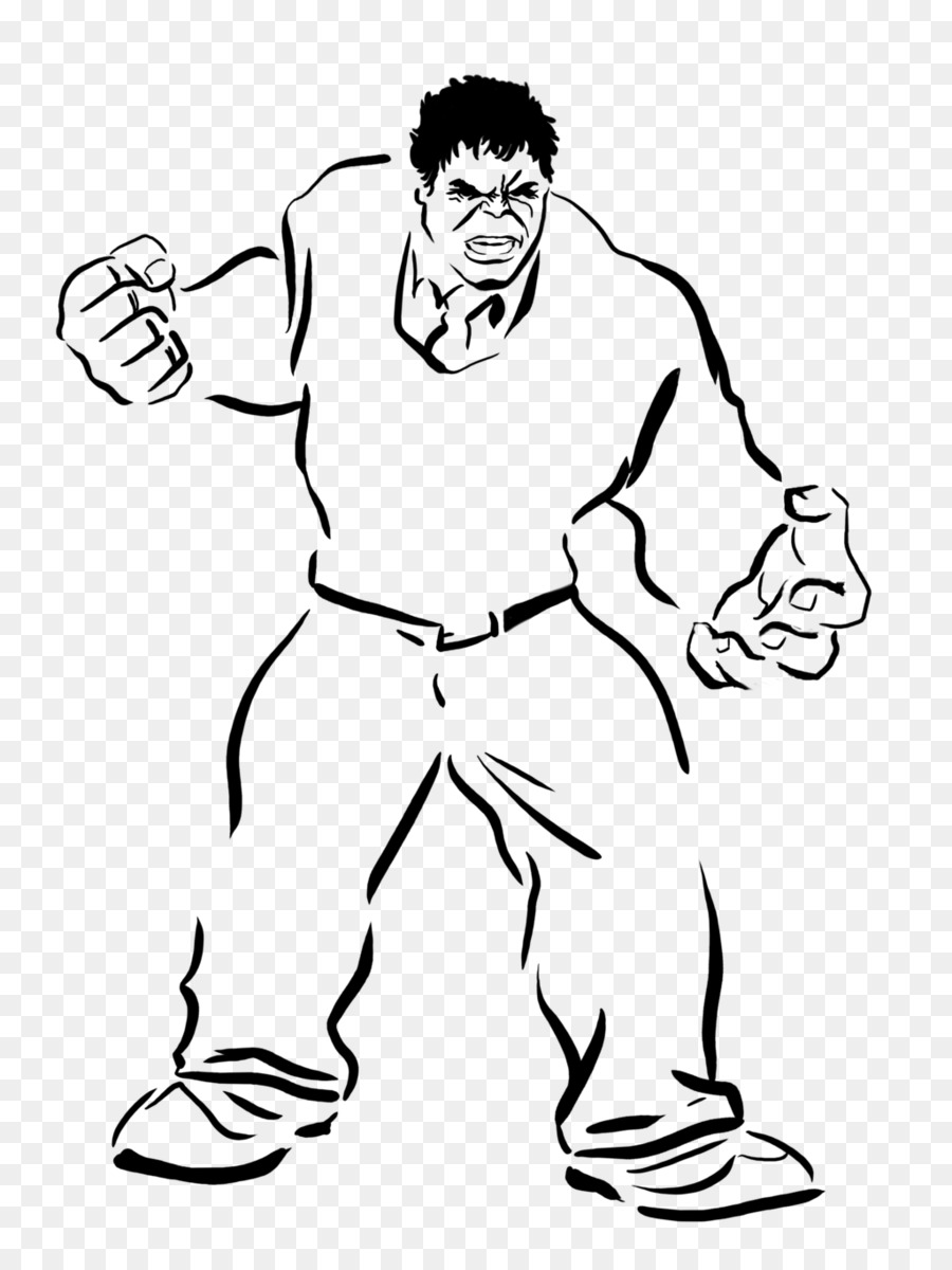 Hulk YouTube Thunderbolt Ross Coloring Book Drawing