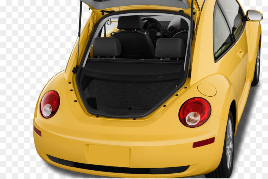 Subcompact Car Volkswagen Beetle   Car Trunk